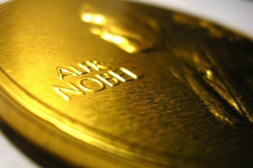 La medalla del Nobel