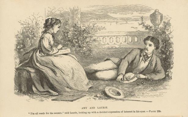 Ilustración de una antigua edición